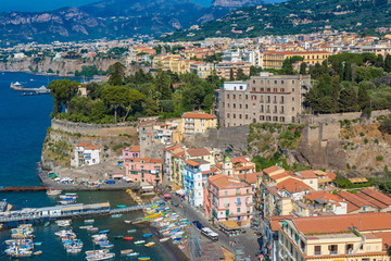 Keuken foto achterwand Athene Sorrento, the Amalfi Coast in Italy