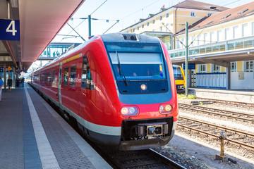 Munich Hauptbahnhof (Central Station)
