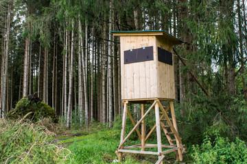 Hochsitz - Jagdeinrichtung