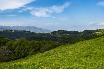 Montagna, Lessini, Verona, Paesaggio