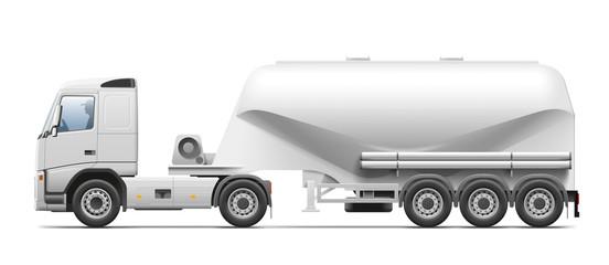 Automotive Concrete Mixer