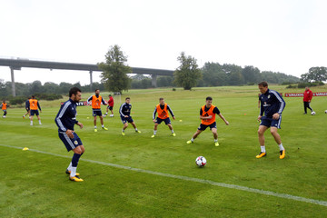 2018 World Cup Qualifications - Europe - Scotland Training