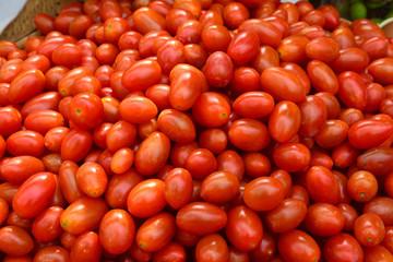 baby tomato or cherry tomato