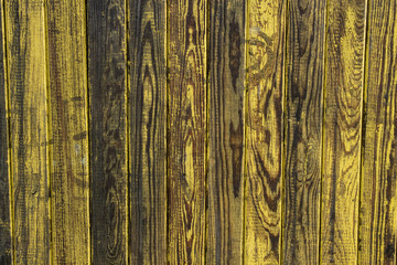 Faded Yellow Barnwood