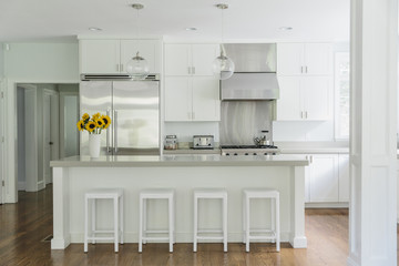 Contemporary Kitchen in Residence