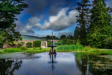 Powerscourt Gardens, Irland