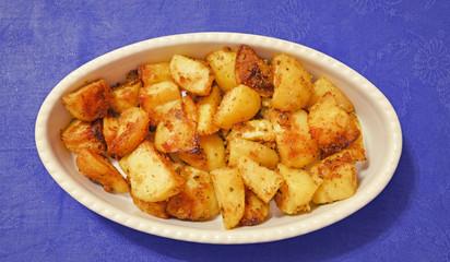 Ristorante, patate al forno.