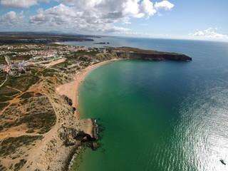Sagrés en el Algarve de Portugal  está situado en la punta más occidental de Europa