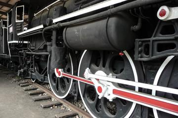 Japanese built steam locomotive - Taiwan
