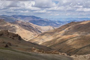 Manali Leh highway landscape, Leh, Ladakh, India