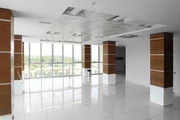 White floor room
