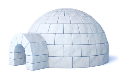 Buscar fotos igloo igloo isolated on white malvernweather Image collections