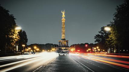 Tuinposter Berlijn Siegessäule