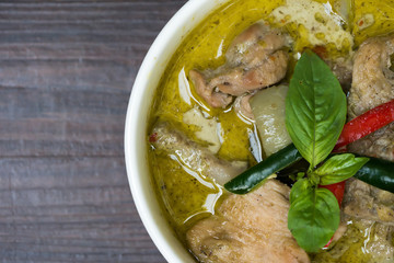 curry, Thai food