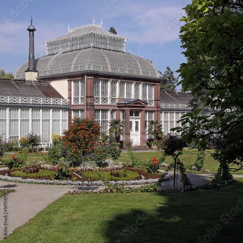 Grosses Gewachshaus Wilhelmshohe Stockfotos Und Lizenzfreie Bilder