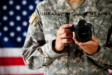 Soldier: Military Photographer