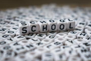 School letters, education