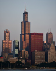 Wall Mural - Chicago Willis Tower