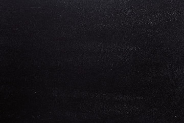 Blackboard textured background with copy space