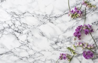 Flower Table & Marmor