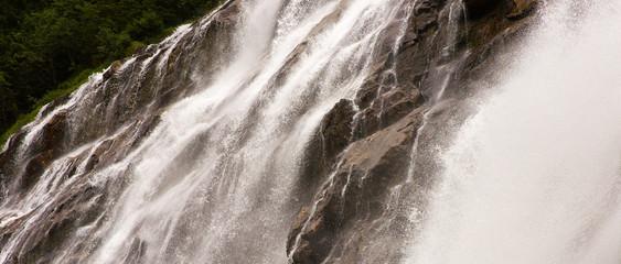 Grawa watefall, Stubai Alps, Austria