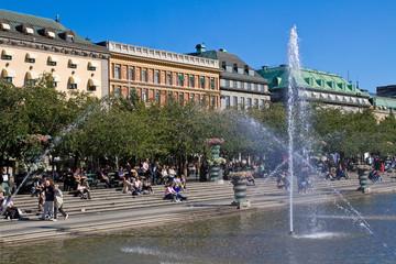 Architektur in Stockholm