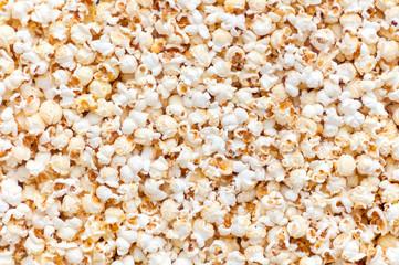 Popcorn background.
