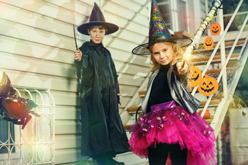halloween kids celebration