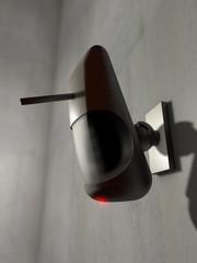 Motion Detector, 3D Illustration