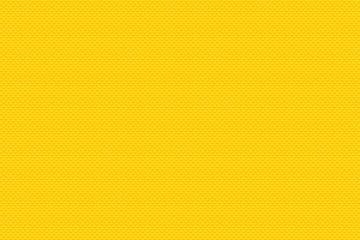 Abstract Yellow pixel background illustration - fototapety na wymiar
