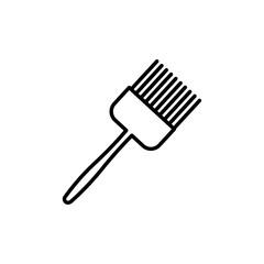 kitchen brush icon