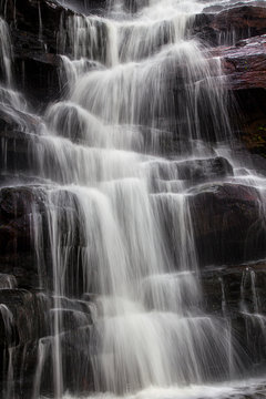 Somersby Falls - a beautiful waterfall on the NSW central coast, Australia