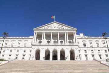 Lisbona- Il Parlamento