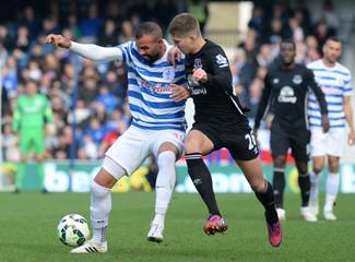 Queens Park Rangers v Everton - Barclays Premier League