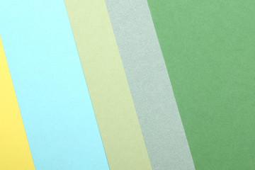 фоновое изображение из бумаги разного цвета