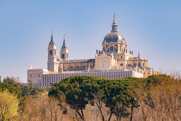 Madrid, Almudena-Kathedrale