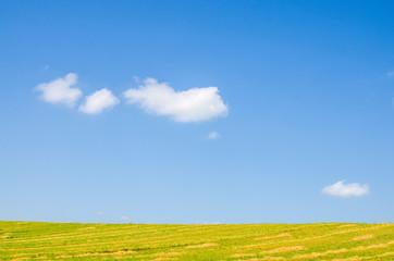 Beautiful peaceful skyscape