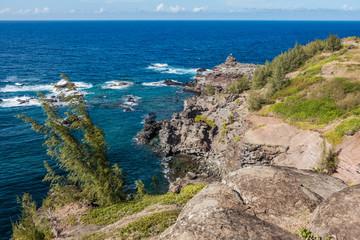Rocky Maui Shoreline 3