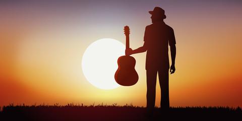 musicien - musique - guitare - guitariste - guitare classique