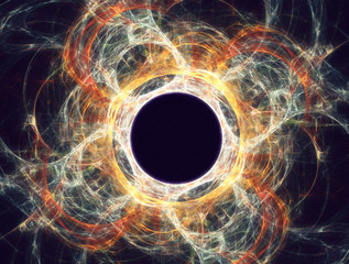 Abstract blackhole