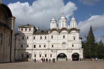 Church of the Twelve Apostles in Kremlin. Moscow