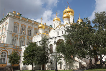 Cathedral of the Annunciation, Moscow Kremlin