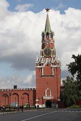 Spasskaya Tower. Kremlin. Moscow. Russia
