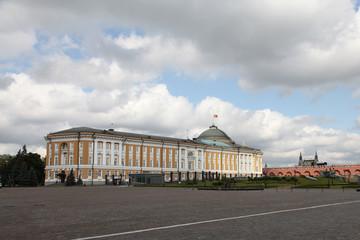 Kremlin Senate in Moscow. Russia