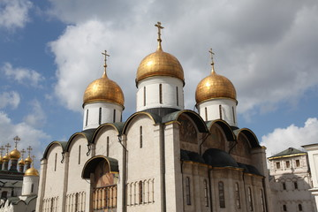 Dormition Cathedral, Moscow