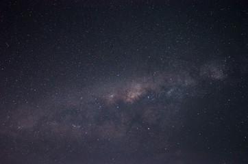 Textura da Via Láctea para fundos