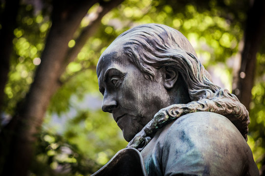 Ben Franklin Head