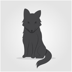 Logo Wolf icon