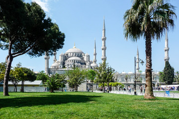 Sultan Ahmed Mosque (Blue Mosque) - 02