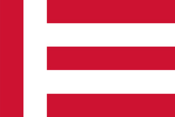 Vector flag of Eindhoven is a municipality and a city located in the province of North Brabant in the south of the Netherlands.